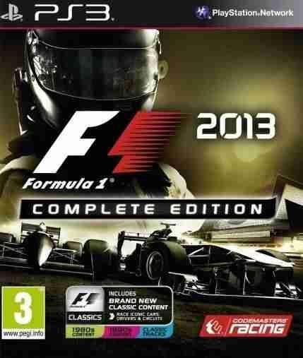 Descargar F1 2013 Complete Edition [MULTI][Region Free][FW 4.4x][DUPLEX] por Torrent